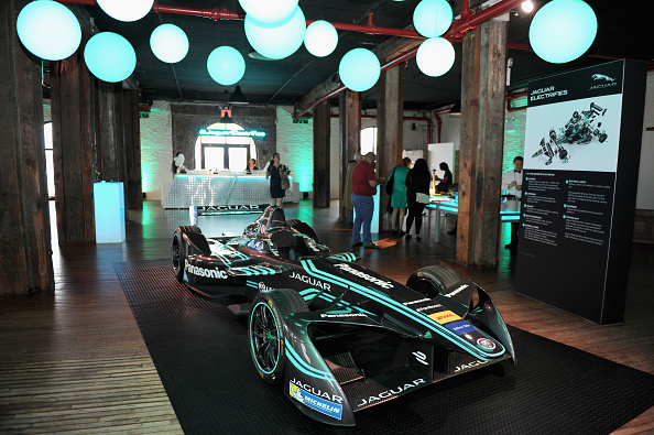 Borough - District Type「Jaguar Formula E RE:Charge Event」:写真・画像(6)[壁紙.com]