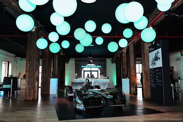 Borough - District Type「Jaguar Formula E RE:Charge Event」:写真・画像(0)[壁紙.com]