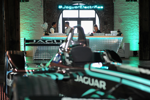 Borough - District Type「Jaguar Formula E RE:Charge Event」:写真・画像(5)[壁紙.com]