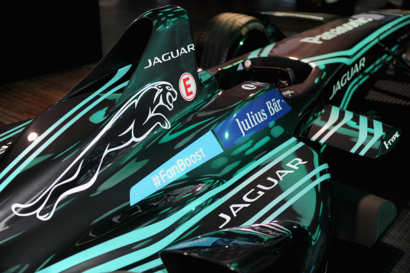Borough - District Type「Jaguar Formula E RE:Charge Event」:写真・画像(3)[壁紙.com]