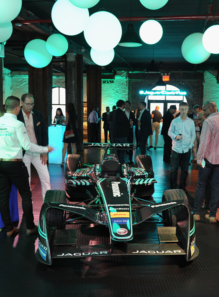 Borough - District Type「Jaguar Formula E RE:Charge Event」:写真・画像(2)[壁紙.com]