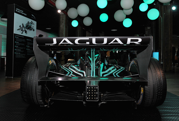 Borough - District Type「Jaguar Formula E RE:Charge Event」:写真・画像(8)[壁紙.com]