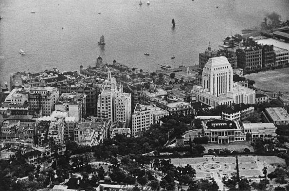 1940-1949「Hong Kong Aerial View」:写真・画像(17)[壁紙.com]