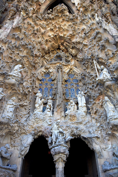 2008「View of the Sagrada Familia cathedral」:写真・画像(3)[壁紙.com]
