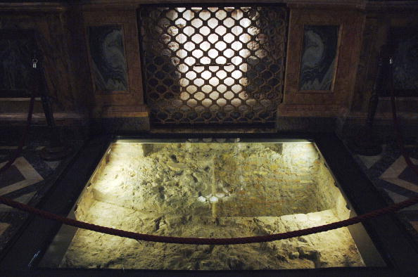 Religious Icon「St Paul's Tomb Unearthed In Rome」:写真・画像(7)[壁紙.com]