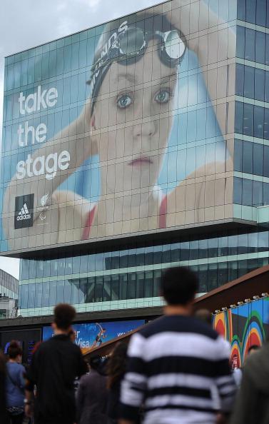 2012 Summer Olympics - London「adidas Paralympic Billboard at Stratford」:写真・画像(10)[壁紙.com]