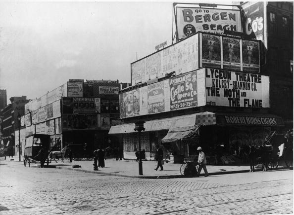 1900-1909「Broadway And 42nd St In 1900」:写真・画像(10)[壁紙.com]
