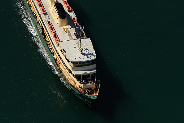 Ferry「Life In Sydney From Above」:写真・画像(5)[壁紙.com]