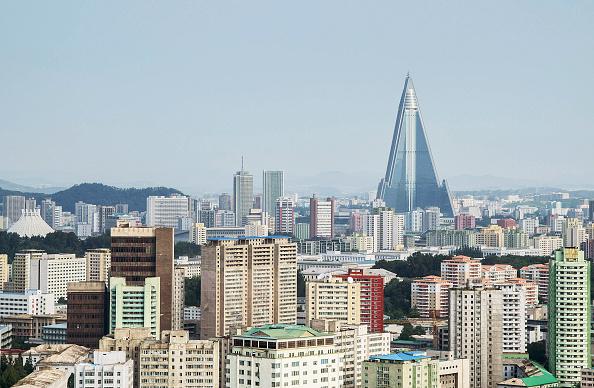 都市景観「Scenes Of North Korea As Tensions Ease Between North And South」:写真・画像(16)[壁紙.com]