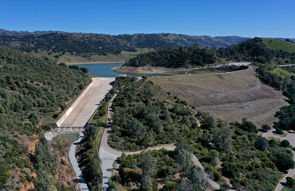 Silicon「Major Silicon Valley Reservoir To Be Drained Due To Earthquake Risk」:写真・画像(19)[壁紙.com]