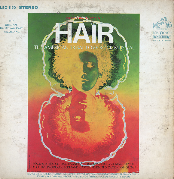 音楽「Orignal Broadway Cast Recording Of 'Hair'」:写真・画像(18)[壁紙.com]