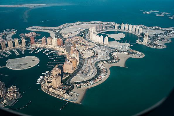 Qatar「Corniche road, Doha, Qatar.」:写真・画像(19)[壁紙.com]