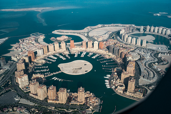 島「Corniche road, Doha, Qatar.」:写真・画像(18)[壁紙.com]