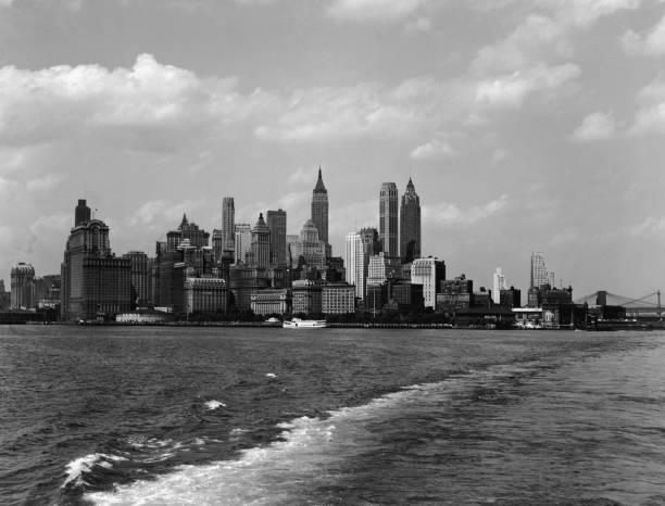 New York City Skyline:ニュース(壁紙.com)