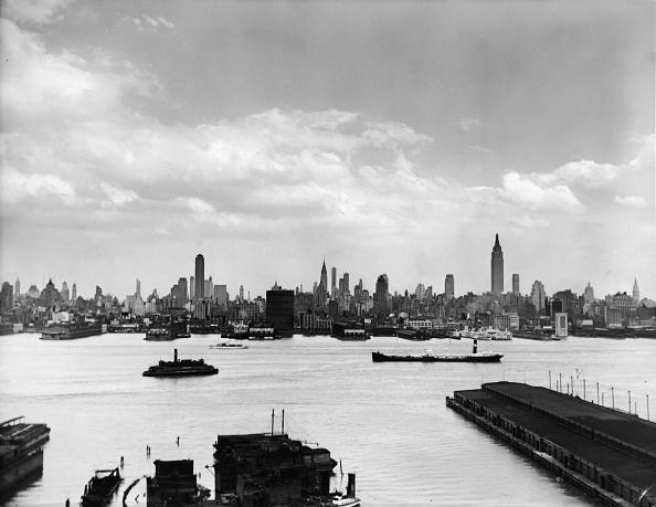 Pier「New York City Skyline」:写真・画像(5)[壁紙.com]
