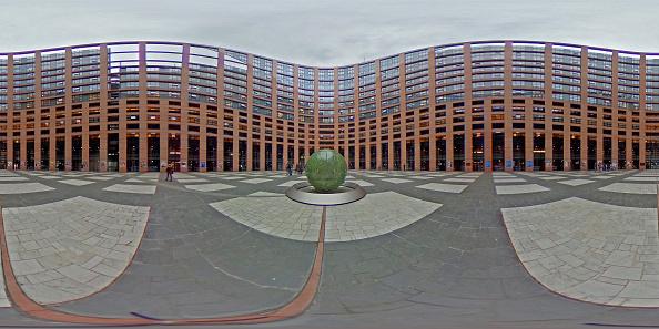 General View「EU Referendum - Strasbourg The Seat Of The EU Parliament」:写真・画像(10)[壁紙.com]