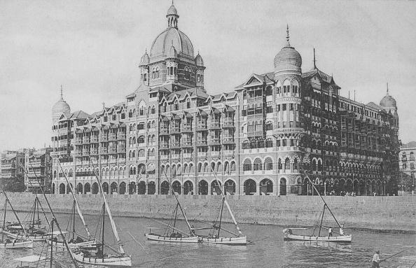 Mumbai「Taj Mahal Palace Hotel」:写真・画像(8)[壁紙.com]
