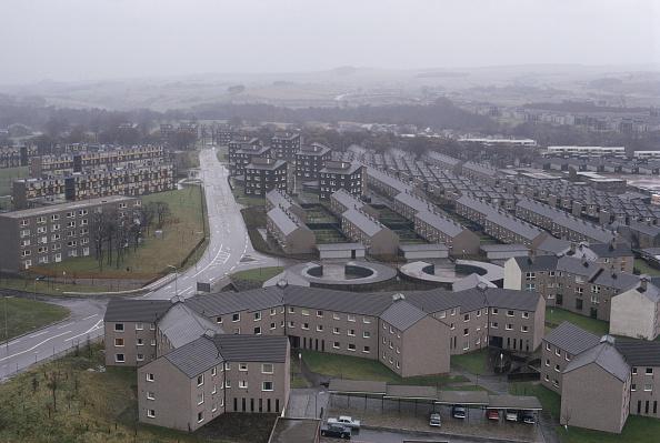 Architecture「Scottish New Town」:写真・画像(4)[壁紙.com]