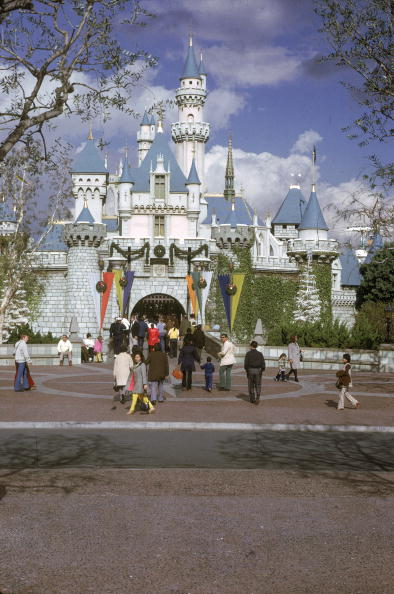 Disneyland - California「Castle At Disneyland」:写真・画像(15)[壁紙.com]