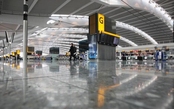 Terminal 5 Heathrow Airport「Heathrow Terminal Five - Official Opening」:写真・画像(9)[壁紙.com]