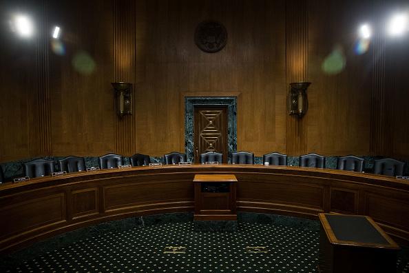 Empty「Senate Finance Committee Holds Votes On Trump Cabinet Nominees Tom Price And Steven Mnuchin」:写真・画像(8)[壁紙.com]