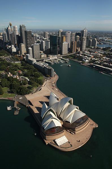 風景「Piloting The Only Blimp Flying In The Southern Hemisphere」:写真・画像(9)[壁紙.com]
