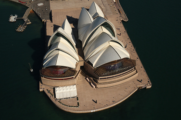 都市景観「Life In Sydney From Above」:写真・画像(8)[壁紙.com]