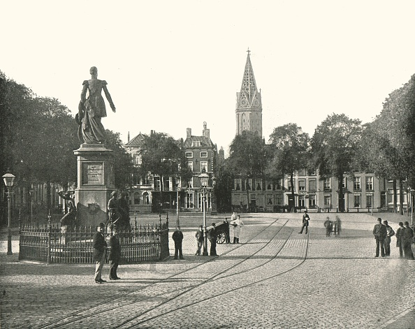 Netherlands「View Of The Vyverberg Square」:写真・画像(10)[壁紙.com]