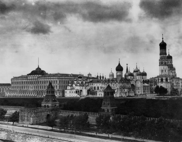 Moscow - Russia「The Kremlin」:写真・画像(7)[壁紙.com]