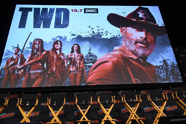 The Walking Dead「New York Comic Con 2018 -  Day 3」:写真・画像(11)[壁紙.com]