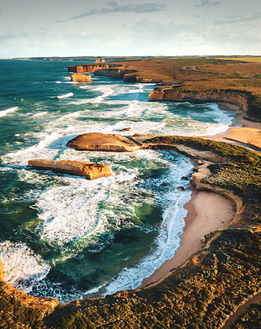 Great Ocean Road「view of the great ocean road coastline in south australia」:スマホ壁紙(15)