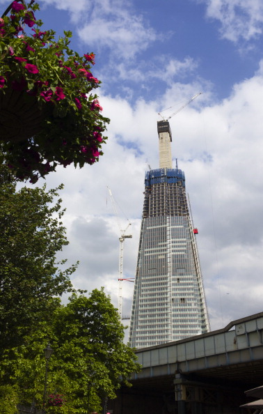 Incomplete「The Shard」:写真・画像(14)[壁紙.com]