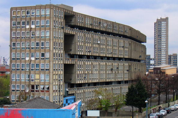 Apartment「Campaign To Save Robin Hood Gardens」:写真・画像(18)[壁紙.com]