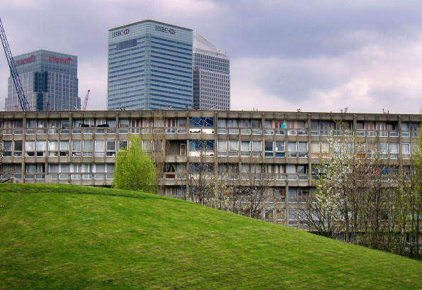 Flat - Physical Description「Campaign To Save Robin Hood Gardens」:写真・画像(17)[壁紙.com]