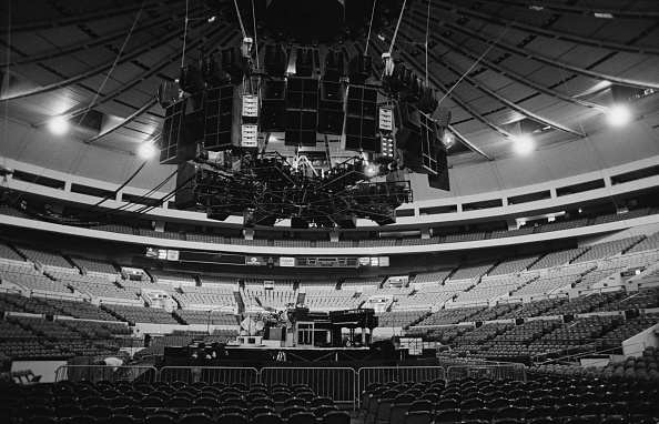 Stadium「Madison Square Garden Ready For Yes Concert」:写真・画像(14)[壁紙.com]