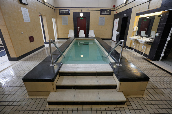 Bathhouse「Historic British Swimming Baths」:写真・画像(5)[壁紙.com]