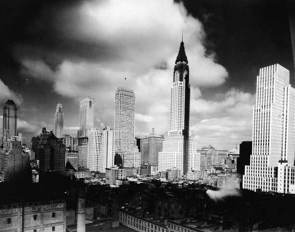 Skyscraper「Chrysler Building Under Construction 」:写真・画像(13)[壁紙.com]