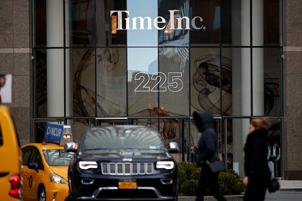 Consolidated News Pictures「Meredith Corp Acquires Time Inc In $1.84 Billion Deal」:写真・画像(10)[壁紙.com]