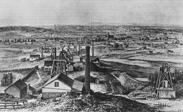 Town「View Of Bendigo」:写真・画像(4)[壁紙.com]