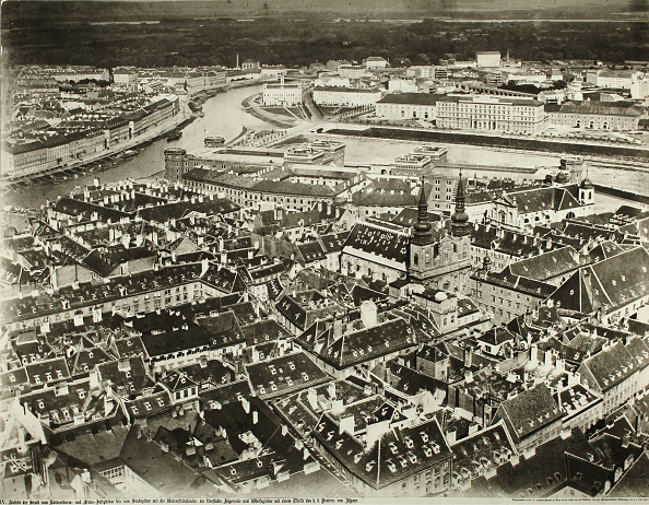 Old Town「Seen From The Vienna Stephansdomturm From」:写真・画像(15)[壁紙.com]