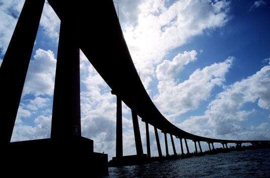 San Diego「Coronado Bridge」:写真・画像(13)[壁紙.com]