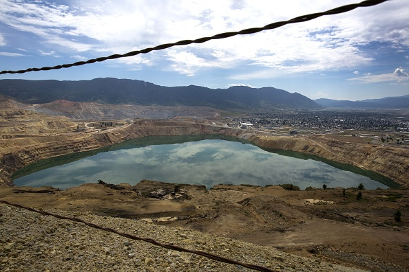 Poisonous「Berkeley Pit Superfund Site Forms Largest Body Of Contaminated Water In U.S.」:写真・画像(18)[壁紙.com]