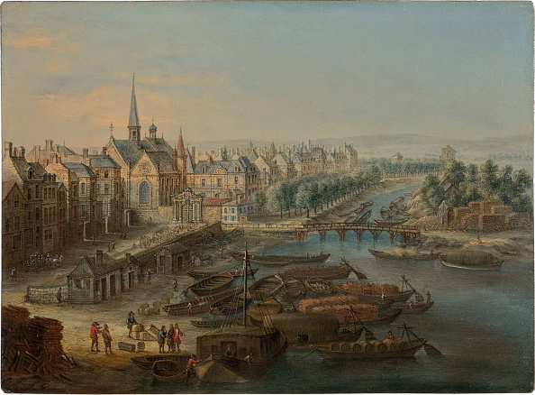 Oil Painting「View Of The Arsenal」:写真・画像(18)[壁紙.com]