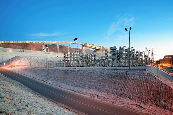 Open-pit Mine「Oliver Llaneza Hesse」:写真・画像(1)[壁紙.com]