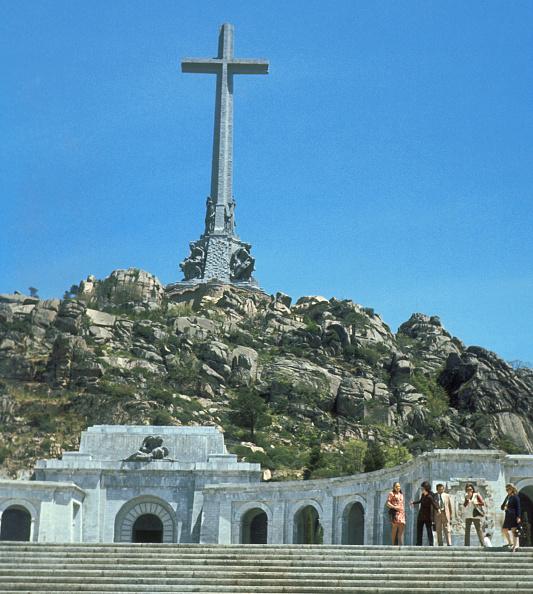 Monument「Monumento Nacional De Santa Cruz Del Valle De Los Caidos」:写真・画像(17)[壁紙.com]