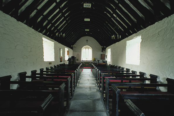 No People「Caerhun Church」:写真・画像(7)[壁紙.com]