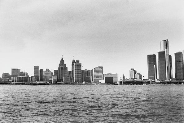 都市景観「Detroit International Riverfront」:写真・画像(17)[壁紙.com]