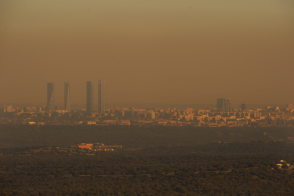 Madrid「Madrid City Council Cuts Speed Limit To Reduce Air Polluction」:写真・画像(7)[壁紙.com]