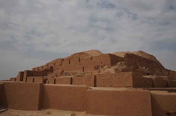 Ancient Civilization「Chogha Zanbil Ziggurat」:写真・画像(16)[壁紙.com]