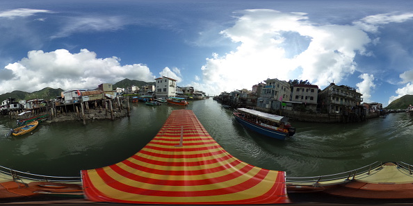 Tai O「A Look At Hong Kong In 360」:写真・画像(3)[壁紙.com]